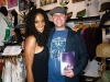 Melissa Michaels and designer, Michael Stiska