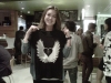 Hapy UCSD student won Inpeloto\'s Heart Angel tshirt