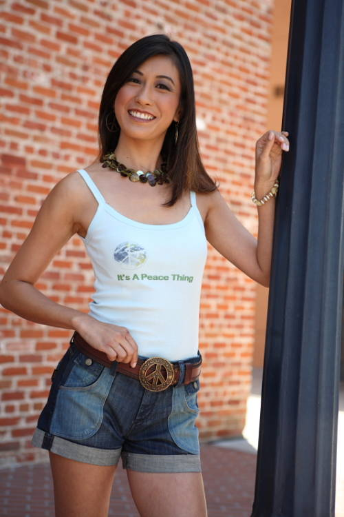 Model Tracy in Inpeloto\'s It\'s A Peace Thing_opt