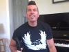 Chart-topping singer/songgwriter Kyle Puccia wears Inpeloto\'s Heart Angels