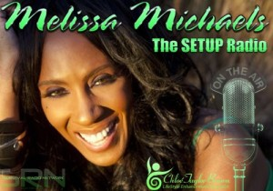 Melissa Michaels SRN radio interview