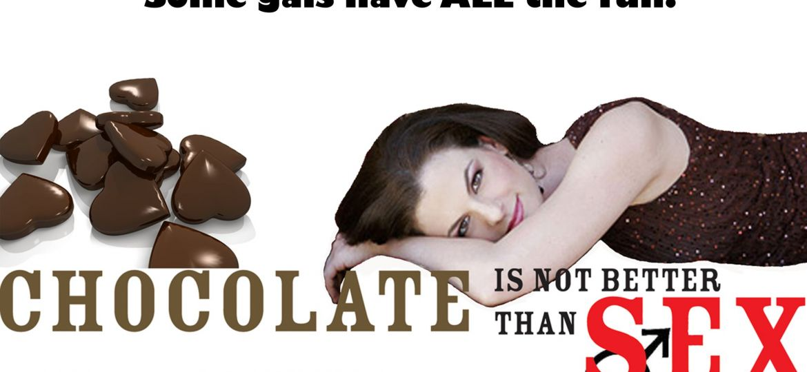 Chocolate Is Not Better Than Sex film poster