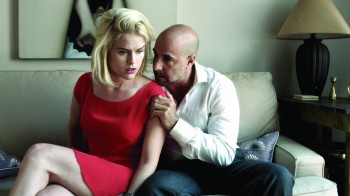 Alice Eve, Stanley Tucci photo by Rogier Stoffers
