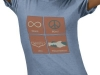 Inpeloto the quad ecofriendly tshirt