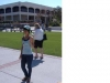 SDSU student wears Inpeloto\'s It\'s A Peace Thing