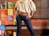 Inpeloto sexy tshirt Flashdance inspired