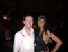 Melissa Michaels and my photog, John Audley