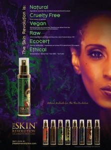 Melissa Michaels for The Skin Revolution